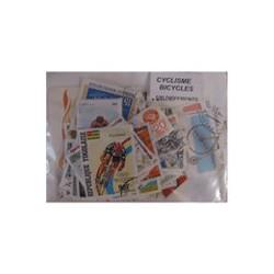 100  timbres de cyclisme
