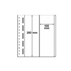Feuilles LB en papier catonné 2 poches verticales