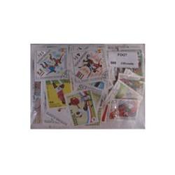 500 timbres de foot
