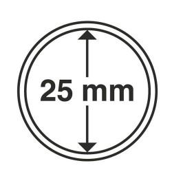 Capsules 25 mm LEUCHTTURM