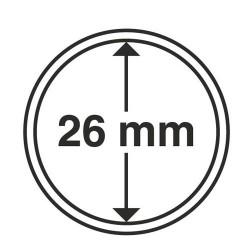 Capsules 26 mm LEUCHTTURM