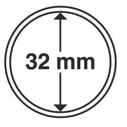 Capsules 32 mm LEUCHTTURM