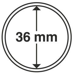 Capsules 36 mm LEUCHTTURM