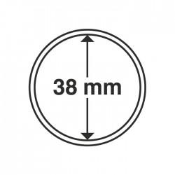 Capsules 38 mm LEUCHTTURM