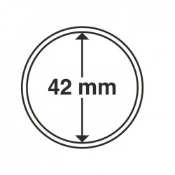 Capsules 42 mm LEUCHTTURM