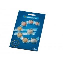 Capsules pour 1 jeux de pièces euro LEUCHTTURM