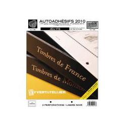 Jeu France FS 2010-Auto adhésifs YVERT ET TELLIER