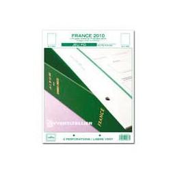 Jeu France FO 2010-1er semestre YVERT ET TELLIER