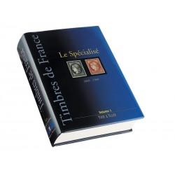 SPECIALISE VOLUME 1 - YVERT ET TELLIER