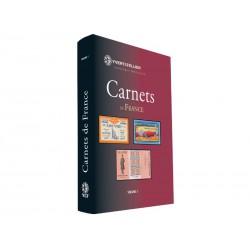 CARNETS DE FRANCE Volume 1 - YVERT ET TELLIER