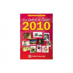 Catalogue mondial des nouveautés 2010 YVERT ET TELLIER