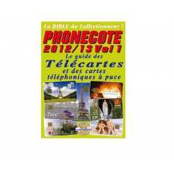 Phonecote 2012/2013 Volume 1