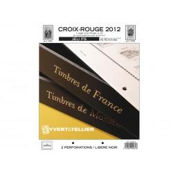 Jeu CROIX ROUGE FS 2011-2012 YVERT ET TELLIER