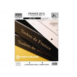 Jeu France FS 2013-1er semestre YVERT ET TELLIER