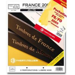 Assortiment de pochettes (double soudure) 2009-1er semestre