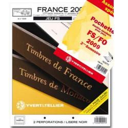 Assortiment de pochettes (double soudure) 2009-2ème semestre