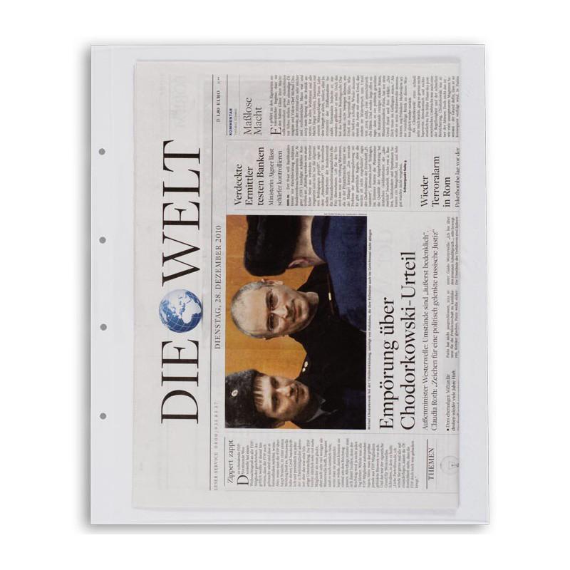 Pochettes plastiques kanzlei 1 poche transparente - Album photo pochette plastique ...