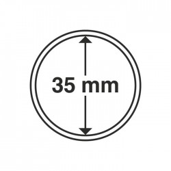 Capsules 35 mm LEUCHTTURM