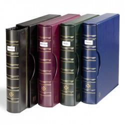 Album & boitier GRANDE Signum format A4 avec étui de protection