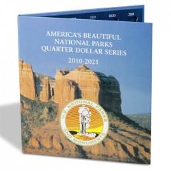 Album PRESSO pour Quarters parcs nationaux