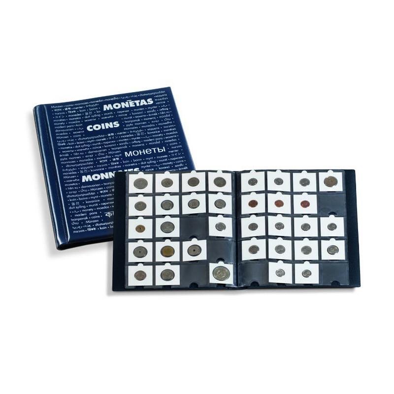 Etuis cartonnés autocollants Matrix Blanc - 35 mm...