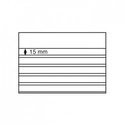Cartes d'envoi Standard PS 158 x 113 mm, 4 bandes
