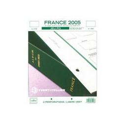 Jeu FO France 2005 YVERT ET TELLIER