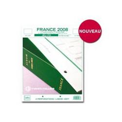 Jeu FO France 2008-2éme semestre YVERT ET TELLIER
