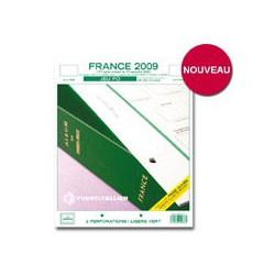 Jeu France FO 2009-1er semestre YVERT ET TELLIER