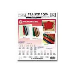 Jeu France 2009-1er semestre YVERT ET TELLIER