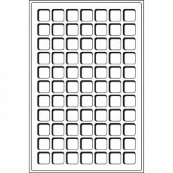 Plateaux Format L pour 40 cases de 33 mm