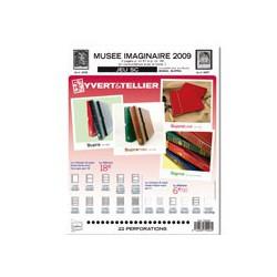 Jeu Musée Imaginaire SC 2009 YVERT ET TELLIER