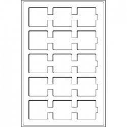 Plateaux Format L pour Quadrum XL et étuis cartonnés XL
