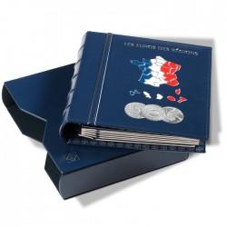 Album VISTA  Vol. 1 pour pièces Euro (12 1er pays) avec son étui