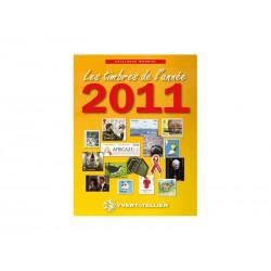 Catalogue mondial des nouveautés 2011 YVERT ET TELLIER