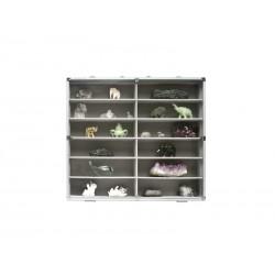 vitrines pour miniatures accessoire mat riel de. Black Bedroom Furniture Sets. Home Design Ideas