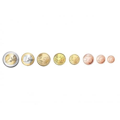Série Euros Luxembourg 2011