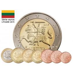 Série Euros Lituanie 2015