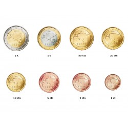 Série Euros Estonie 2011