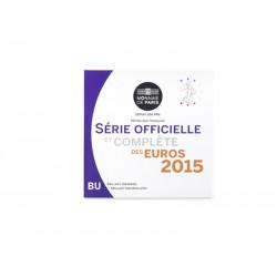 Série Euros France BU 2015