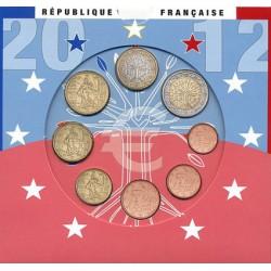 Série Euros France BU 2012