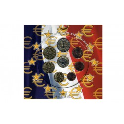 Série Euros France BU 2004