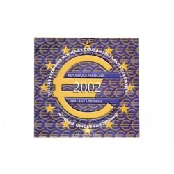 Série Euros France BU 2002