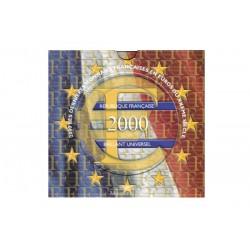 Série Euros France BU 2000