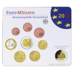Série Euros Allemagne BU 2014