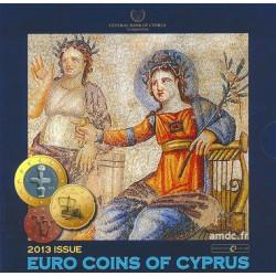 Série Euros Chypre BU 2013