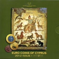 Série Euros Chypre BU 2012