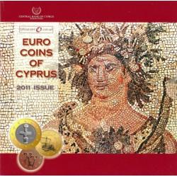 Série Euros Chypre BU 2011