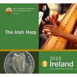 Série Euros Irlande BU 2013