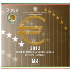 Série Euros Italie BU 2012